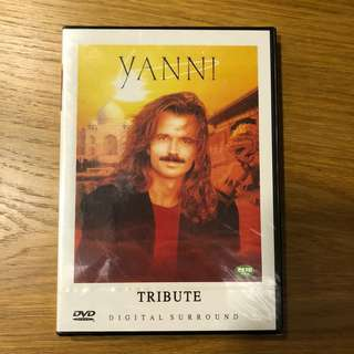 Yanni tribute DVD