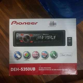 Pioneer Car Radio DEH-5350UB