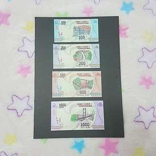 Madagasikara note