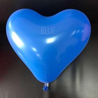 """(Preorder) 11"""" Heart shape balloon"""