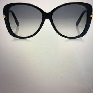 Tom Ford Linda butterfly sunglasses