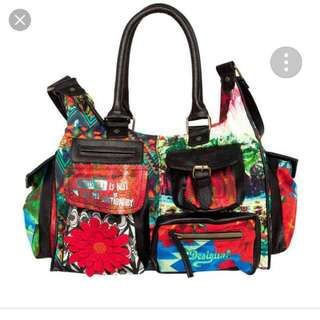 Preloved Desigual Bag