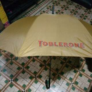 Umbrella toblerone