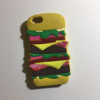 iPhone 5/5S 3D Case Burger