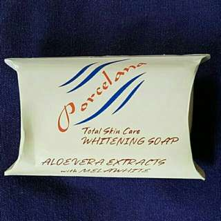 Porcelana soap