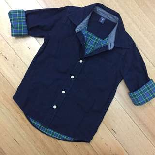 Baby Gap Long Sleeve Shirt (5Y)