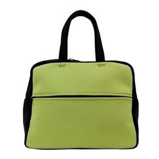 🚚 ∞朵喵喵∞【GYMS】手提包-綠色