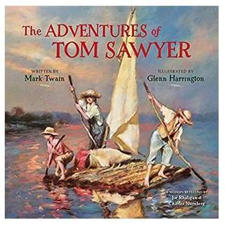 Read-Aloud Classics: The Adventures of Tom Sawyer (Read-Along Classics)
