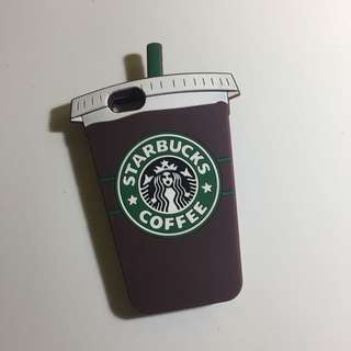 iPhone 5/5S 3D Case Starbucks