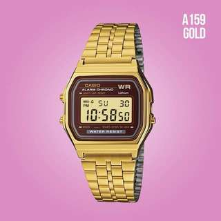 Original Casio watch A159