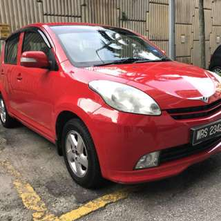 Perodua Myvi 1.3 EZi Hatchback 2008 - NEGOTIABLE