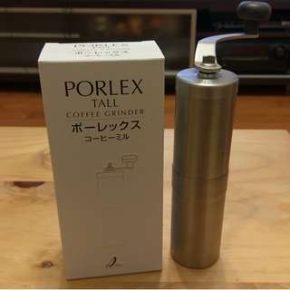 Porlex 日本製手搖磨豆機