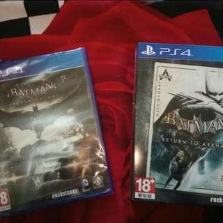 PS4 REGION 2 ENGLISH & REG 3 ENGLISH
