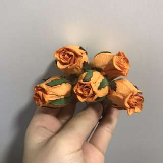 paper flower for crafting