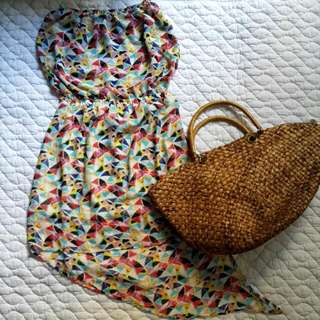 Shopaholic Beach Dress