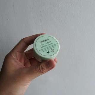 Innisfree No Sebum Powder Cream