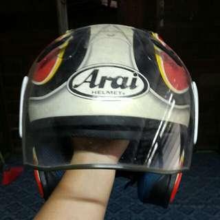 arai ram4 helmet