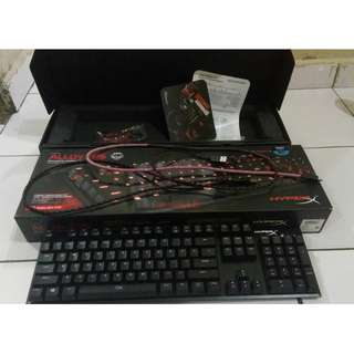 Keyboard Mechanical HyperX Alloy FPS Blue Switch
