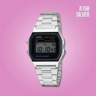 Original Casio watch A158