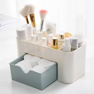Cosmetics Storage + Drawer