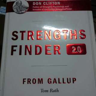 Strengths Finder 2.0 from P899 to P500 only!