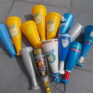 Assorted Vuvyzela Cheering Games