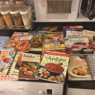 19 American Cookbooks