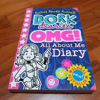[Children's Book] Dork Diaries - OMG! All About Me Diary