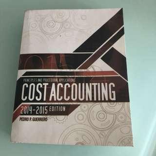 Cost Accounting P.Guerero