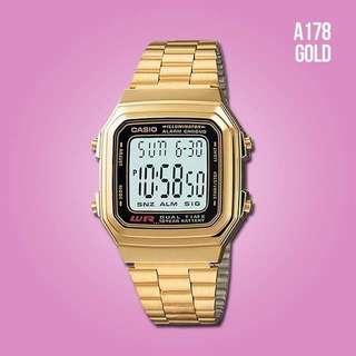 Original Casio watch A178