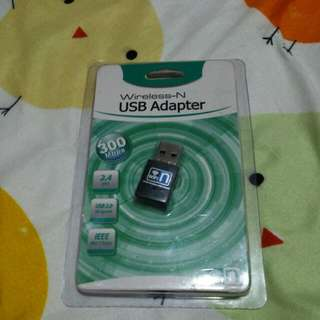 Wireless-N USB Adapter
