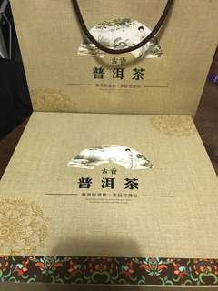 古香普洱茶2008年(熟茶)