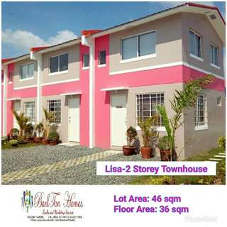 2 Bedroom House and Lot in Tanza Cavite RFO