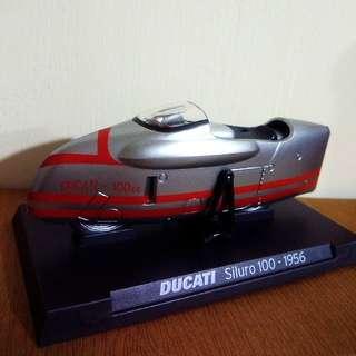 <7-11> 杜卡迪摩托車世界大賽系列模型
