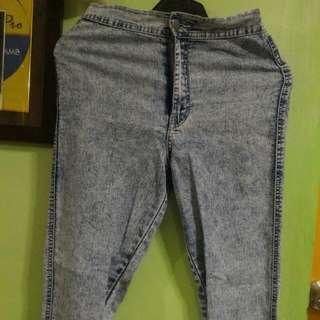 Forever 21 Highwaist Jeans