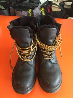 Dr. Marten winter boots