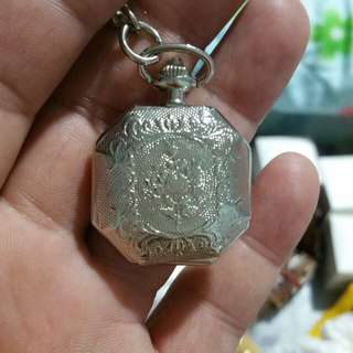 Pocket watch no battery by post only