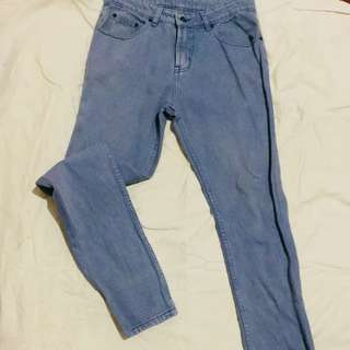 Code Blue jeans