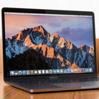 快CPU版有保養MacBook Pro 2017 256g 13吋 (Touchbar)