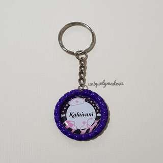 Personalized Keychain (Reserved)