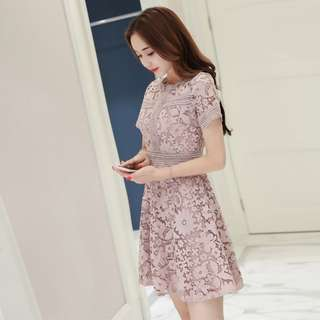 LD0015 Pre-order Lace Dress