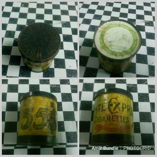 555 Cigarettes Box