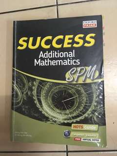 SPM Reference Book