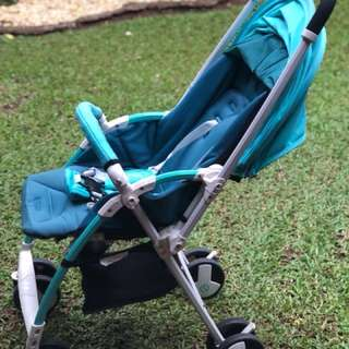 Preloved Stroller Oyster Light n Move made in UK