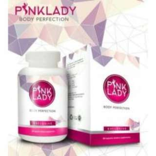 [Instock] Pink Lady Body Perfection