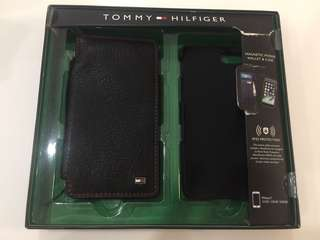 Iphone 7 leather case original Tommy Hilfiger