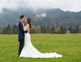 Pre-wedding 婚紗攝影 [德國 5、6月 / 香港]
