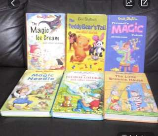English story book each $6