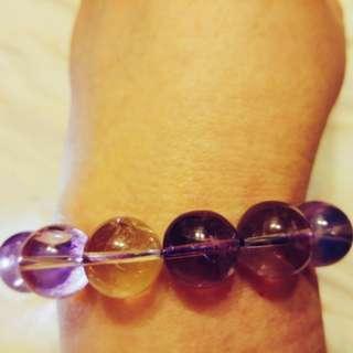 16m紫黃晶
