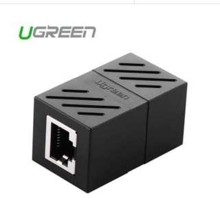 UGREEN 1Pack In-Line Coupler Cat7/Cat6/Cat5e Ethernet Cable Extender